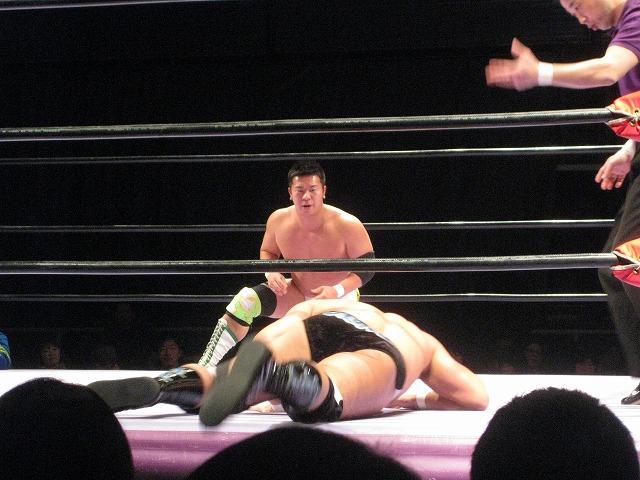 第26回 プロレスリング・セム